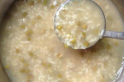 绿豆粥怎么做好吃?绿豆粥的家常做法