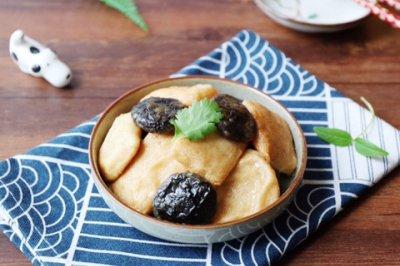 香菇烩鱼腐怎么做好吃?香菇烩鱼腐的家常做法