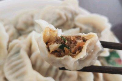 鲜核桃仁水饺怎么做好吃?鲜核桃仁水饺的家常做法