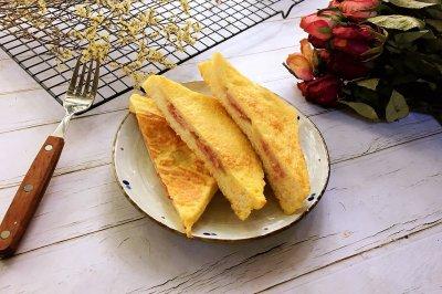 培根芝士三明治怎么做好吃?培根芝士三明治的家常做法