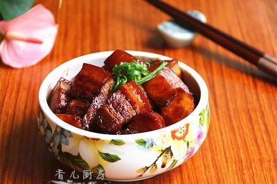 茭白红烧肉怎么做好吃?茭白红烧肉的家常做法视频