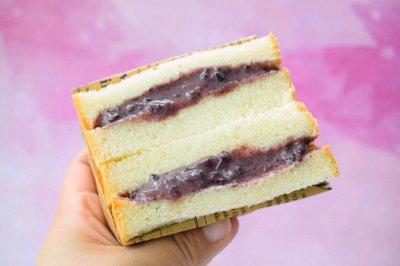 紫米三明治怎么做好吃?紫米三明治的家常做法