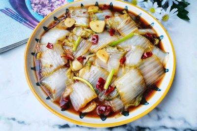 酸辣白菜怎么做好吃?酸辣白菜的家常做法