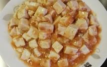 零失败虾酱豆腐