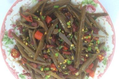 辣炒酱菜怎么做好吃?辣炒酱菜的家常做法
