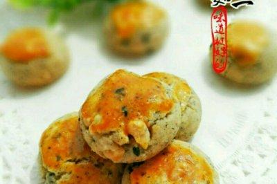 花生芝麻酥饼怎么做好吃?花生芝麻酥饼的家常做法