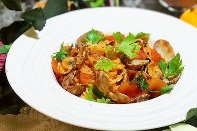 番茄蛤蜊意面怎么做好吃?番茄蛤蜊意面的家常做法