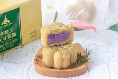 板栗芋泥月饼怎么做好吃?板栗芋泥月饼的家常做法