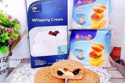 奶茶戚风芝士月饼怎么做好吃?奶茶戚风芝士月饼的家常做法