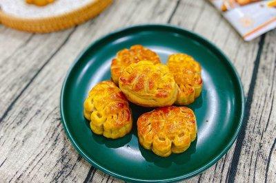 蛋黄莲蓉月饼怎么做好吃?蛋黄莲蓉月饼的家常做法