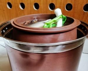 ♨️保存住香味的清靓鸡汤的做法 步骤9