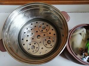 ♨️保存住香味的清靓鸡汤的做法 步骤8