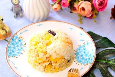椰浆糙米饭怎么做好吃?椰浆糙米饭的家常做法视频