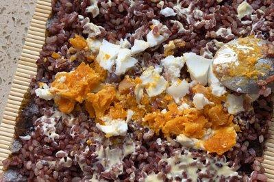 糙米卷怎么做好吃?糙米卷的家常做法