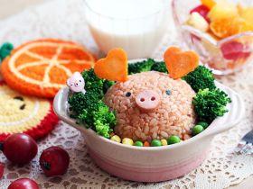 小猪便当【亲子食堂】的做法