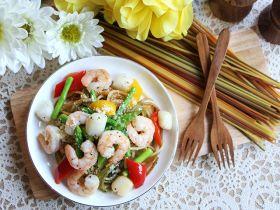 海鲜意大利麵的做法