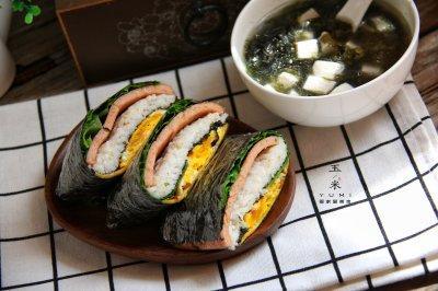 折叠紫菜包饭怎么做好吃?折叠紫菜包饭的家常做法