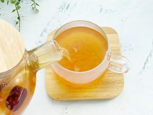 自制冬日热饮水果茶,酸甜好喝又解渴,暖胃健康的做法 步骤7