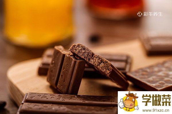 产后可以吃巧克力吗 什么情况下不能吃巧克力