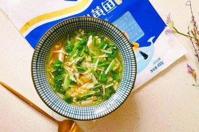 秋季养生黄鱼羹怎么做好吃?秋季养生黄鱼羹的家常做法