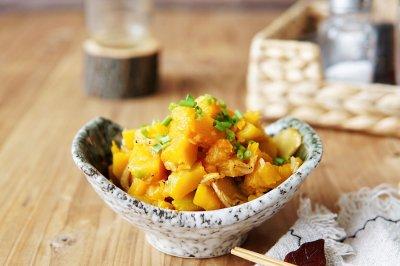 素炒南瓜怎么做好吃?素炒南瓜的家常做法