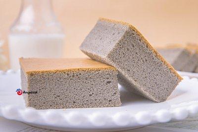 黑芝麻味古早蛋糕怎么做好吃?黑芝麻味古早蛋糕的家常做法