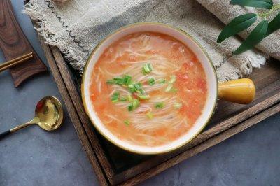 番茄鱼汤面怎么做好吃?番茄鱼汤面的家常做法
