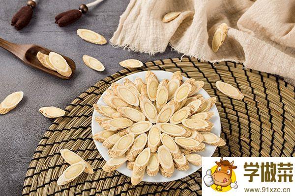 黄芪的功效与作用及食用方法 黄芪的药用价值与吃法