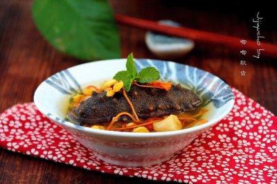 瑶柱芡实海参汤怎么做好吃?瑶柱芡实海参汤的家常做法