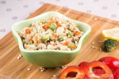 豆腐糙米牛油果红椒软饭怎么做好吃?豆腐糙米牛油果红椒软饭的家常做法