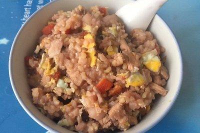 糙米焖饭怎么做好吃?糙米焖饭的家常做法