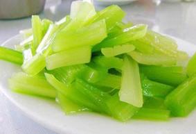 两种好吃的凉拌芹菜做法