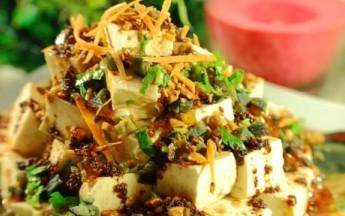 什锦凉拌豆腐_非常适合夏季食用的清凉小菜