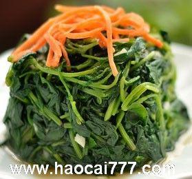 凉拌灰灰菜的做法,凉拌灰灰菜怎么做好吃