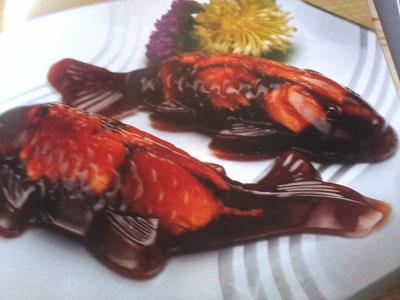米鱼冻的做法,米鱼冻怎么做好吃