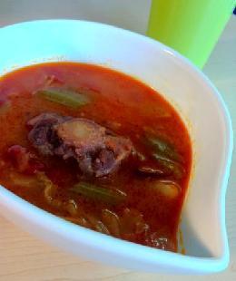 牛尾罗宋汤