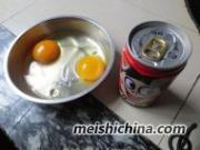 牛奶蒸鸡蛋