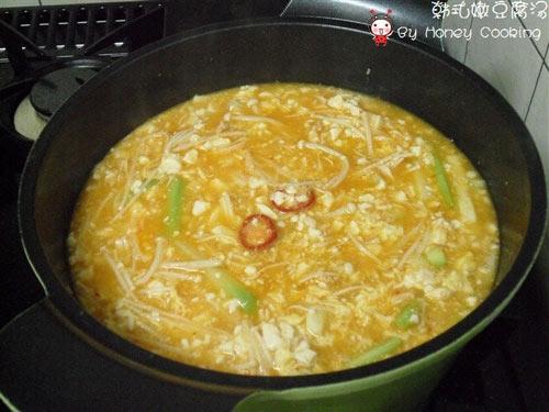 韩式嫩豆腐汤的做法_韩式嫩豆腐汤怎么做