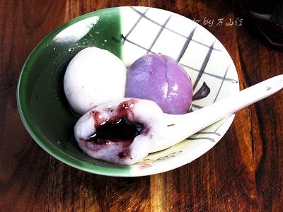 蓝莓之恋汤圆的做法_蓝莓之恋汤圆怎么做