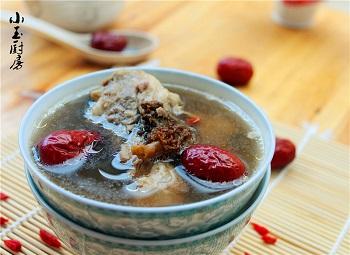 天麻筒骨汤怎么做?天麻筒骨汤的做法图解