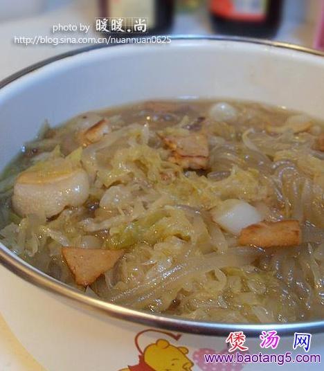 炖海参竹丝鸡怎么做?酸菜猪肉炖粉条的做法