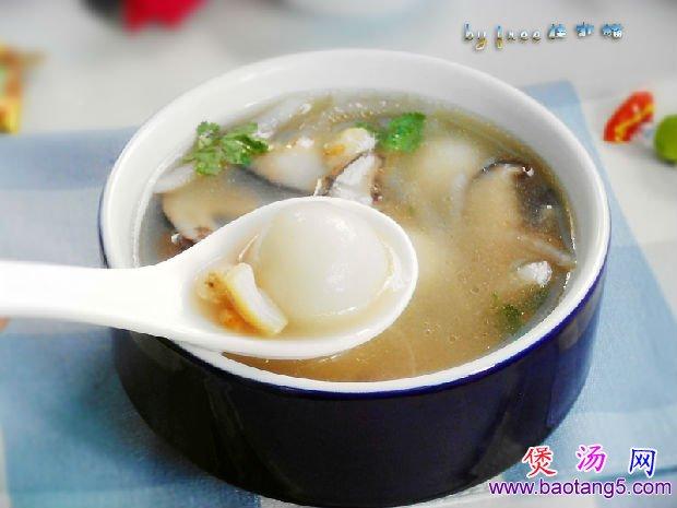 滋味咸汤圆汤的做法_滋味咸汤圆汤怎么做