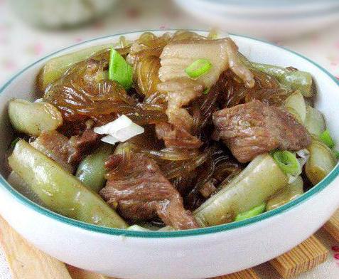 猪肉芸豆炖粉条的做法_猪肉芸豆炖粉条怎么做