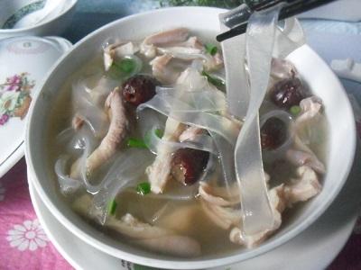 粉条猪肚汤的做法_粉条猪肚汤怎么做