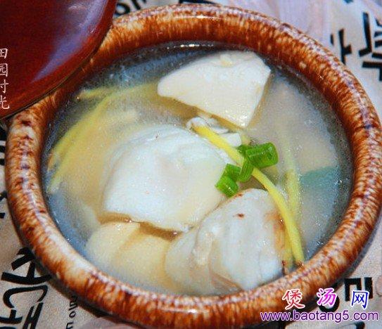 葱姜鳕鱼豆腐汤的做法_葱姜鳕鱼豆腐汤怎么做