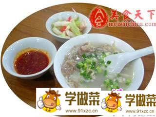 简阳羊肉汤的做法_简阳羊肉汤怎么做