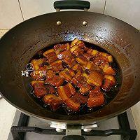 【苏式红烧肉】#名厨汁味,圆中秋美味#的做法图解12