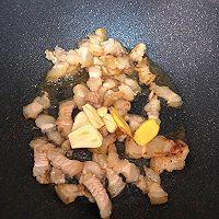 超快手的家常小炒,蒜苗炒肉,超级下饭的做法图解6