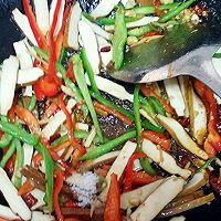 小炒豆腐干 #美极鲜味汁#的做法图解4