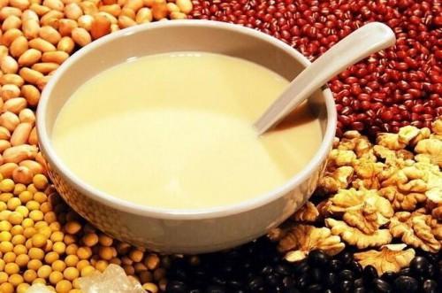 五谷豆浆的做法与配料